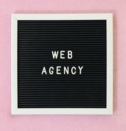 How to choose a right web agency
